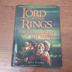 The Lord of The Rings Visual Companion Book